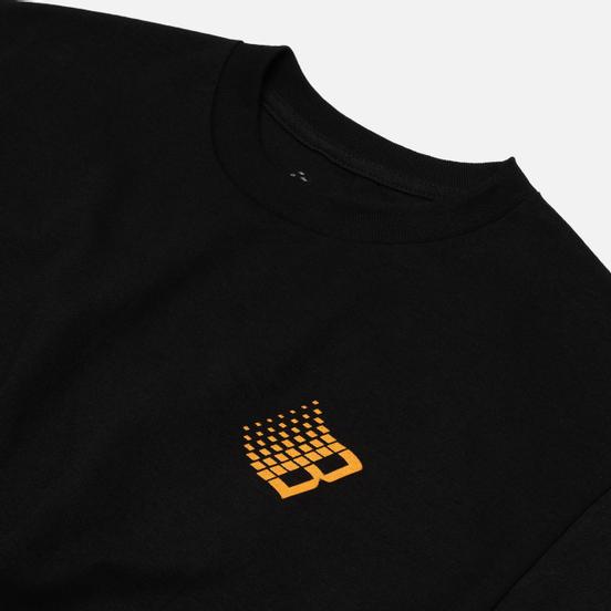 Мужская футболка Bronze 56K B Logo Basketball Black
