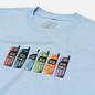 Мужская футболка Bronze 56K Burner Phone Powder Blue фото - 1