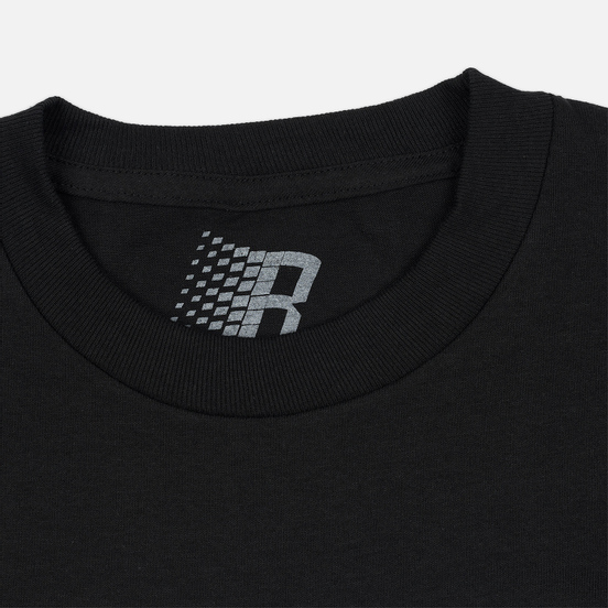 Мужская футболка Bronze 56K Computer Black