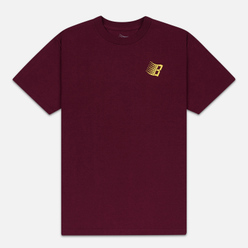 Мужская футболка Bronze 56K International Burgundy
