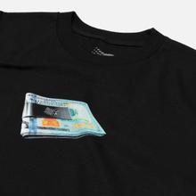 Мужская футболка Bronze 56K Money Clip Black фото- 1