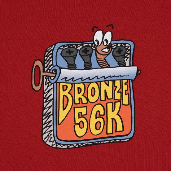 Мужская футболка Bronze 56K Sardines Cardinal