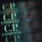 Мужская футболка C.P. Company Blurred Graphic More Logo Black фото - 2
