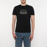 Мужская футболка C.P. Company C.P. Label Print Caviar фото- 3