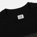 Мужская футболка C.P. Company C.P. Label Print Caviar фото- 1