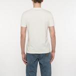 Мужская футболка C.P. Company C.P. Label Print Tapioca фото- 4