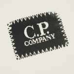 Мужская футболка C.P. Company C.P. Label Print Tapioca фото- 2