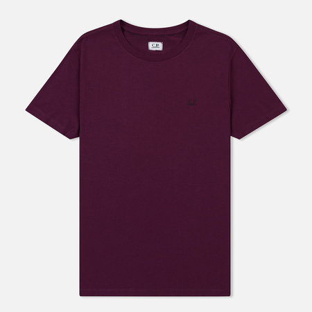 Мужская футболка C.P. Company Crew Neck Goggle Print Back Gloxinia Purple
