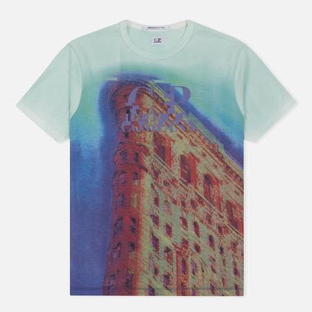 Мужская футболка C.P. Company Digital Spray Printed 01 Multicolor