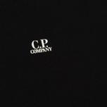 Мужская футболка C.P. Company Front Mini Logo Caviar фото- 2