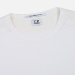 Мужская футболка C.P. Company Garment Dyed Optic White фото- 1
