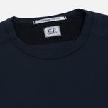 Мужская футболка C.P. Company Garment Dyed Total Eclipse фото- 1