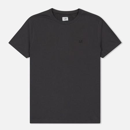 Мужская футболка C.P. Company Goggle Hood Back Print Dark Fog Grey