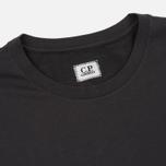 Мужская футболка C.P. Company Goggle Hood Back Print Dark Fog Grey фото- 1