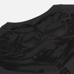 Мужская футболка C.P. Company Goggle Hood Back Print Dark Fog Grey фото- 3