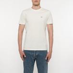 Мужская футболка C.P. Company Goggle Hood Back Print Tapioca фото- 4