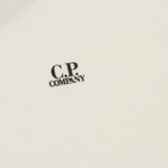 Мужская футболка C.P. Company Goggle Hood Back Print Tapioca фото- 2