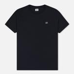 Мужская футболка C.P. Company Goggle Hood Print SS Total Eclipse фото- 0