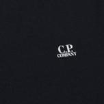 Мужская футболка C.P. Company Goggle Hood Print SS Total Eclipse фото- 2