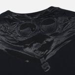 Мужская футболка C.P. Company Goggle Hood Print SS Total Eclipse фото- 3
