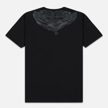 Мужская футболка C.P. Company Goggle Print Regular Fit Black фото- 3