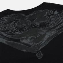 Мужская футболка C.P. Company Goggle Print Regular Fit Black фото- 4