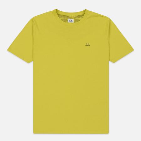 Мужская футболка C.P. Company Goggle Print Regular Fit Sulphur Spring