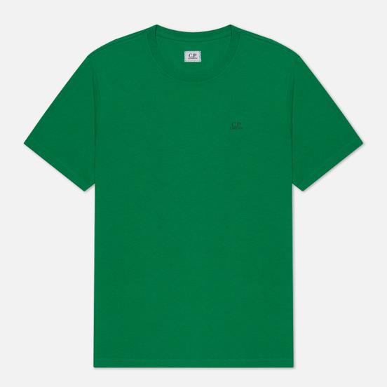 Мужская футболка C.P. Company Jersey 30/1 Chest Logo Jelly Bean