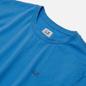 Мужская футболка C.P. Company Jersey 30/1 Chest Logo Riviera фото - 1