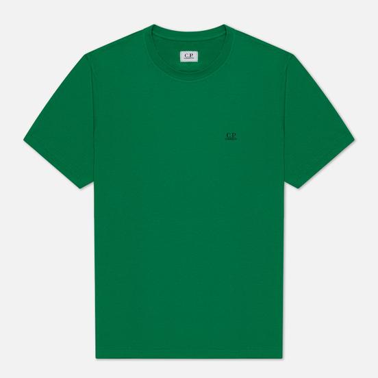 Мужская футболка C.P. Company Jersey 30/1 Goggle Hood Print Jelly Bean