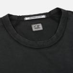 Мужская футболка C.P. Company Jersey Mako Caviar фото- 1