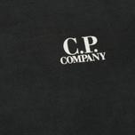 Мужская футболка C.P. Company Jersey Mako Caviar фото- 2