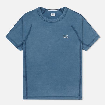 Мужская футболка C.P. Company Jersey Mako True Navy