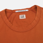 Мужская футболка C.P. Company Jersey Mako Burnt Orange фото- 1