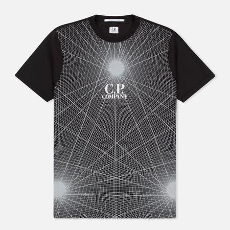 Мужская футболка C.P. Company Laser Print Black