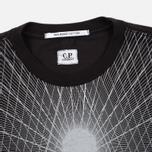 Мужская футболка C.P. Company Laser Print Black фото- 1