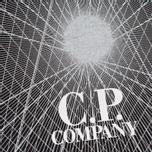 Мужская футболка C.P. Company Laser Print Black фото- 2