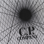 Мужская футболка C.P. Company Laser Print White фото- 2