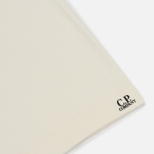 Мужская футболка C.P. Company Lens Pocket Print Regular Fit Gauze White фото- 3