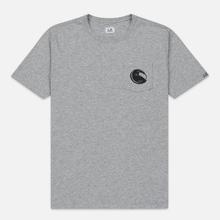 Мужская футболка C.P. Company Lens Pocket Print Regular Fit Grey Melange фото- 0