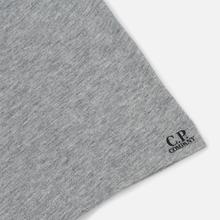 Мужская футболка C.P. Company Lens Pocket Print Regular Fit Grey Melange фото- 3