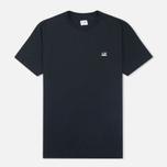 Мужская футболка C.P. Company M/C Con Stampa Cappuccio Black фото- 0