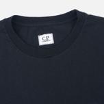 Мужская футболка C.P. Company M/C Con Stampa Cappuccio Black фото- 1