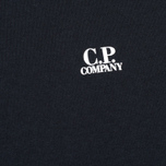 Мужская футболка C.P. Company M/C Con Stampa Cappuccio Black фото- 2