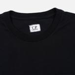 Мужская футболка C.P. Company M/C Pocket Black фото- 1