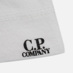 Мужская футболка C.P. Company M/C Pocket White фото- 3