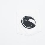 C.P. Company M/C Pocket Men's T-shirt White photo- 2