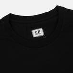 Мужская футболка C.P. Company Printed Lens Pocket Caviar фото- 1