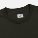 Мужская футболка C.P. Company Printed Pocket SS Moss фото- 1