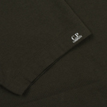 Мужская футболка C.P. Company Printed Pocket SS Moss фото- 3